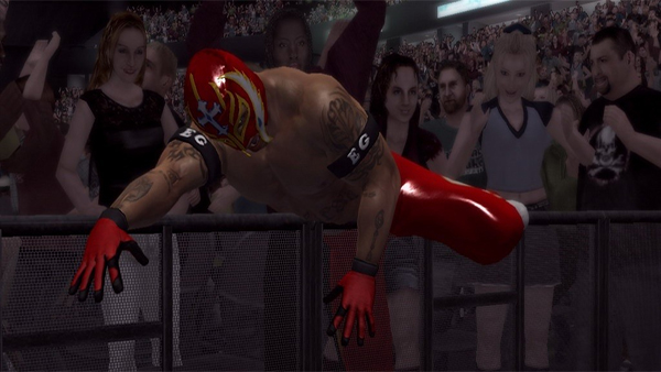 Smackdown vs Raw 2007 Rey Mysterio