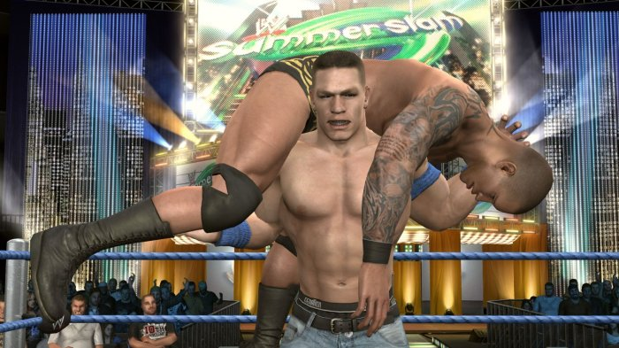 WWE Smackdown vs Raw 2010 Cena