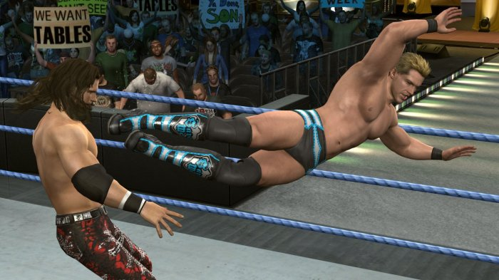 WWE Smackdown vs Raw 2010 Jericho Morrison