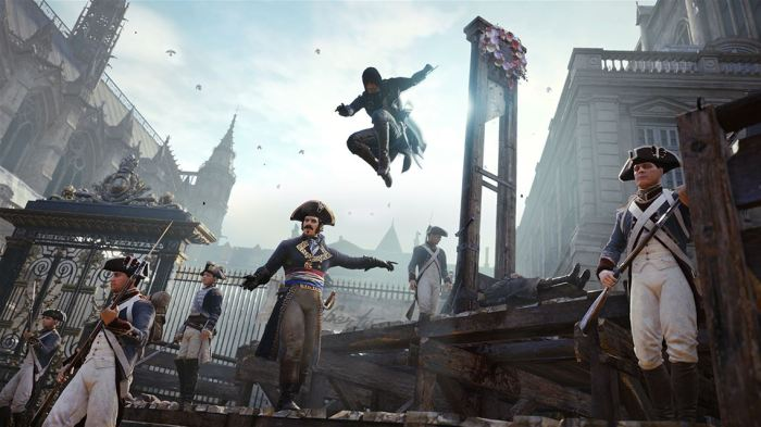 Assassin's Creed Unity (2)