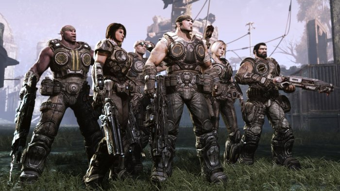 Gears of War 3 (2)