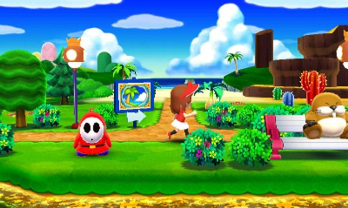 Mario Golf World Tour (2)