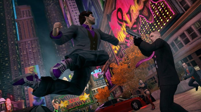 Saints Row The Third (2)