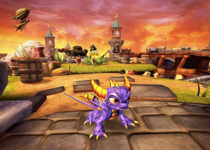 Skylanders Spyros Adventures