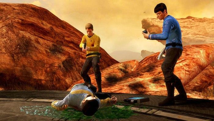 Star Trek (2)