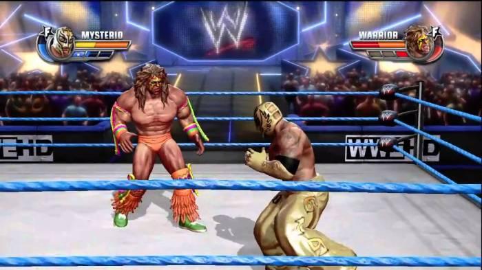 WWE All Stars (2)